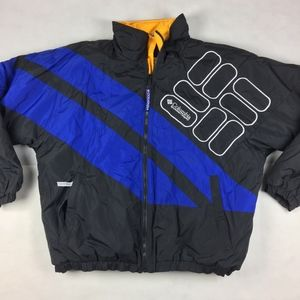 c5f58aea9983 Columbia Jackets & Coats | Mens Large Puffer Coat Waterproof | Poshmark